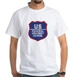 Highway Administration White T-Shirt