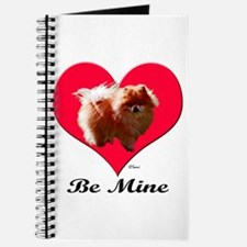 A Pomeranian Valentine Journal