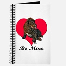 My Newfie Valentine Journal