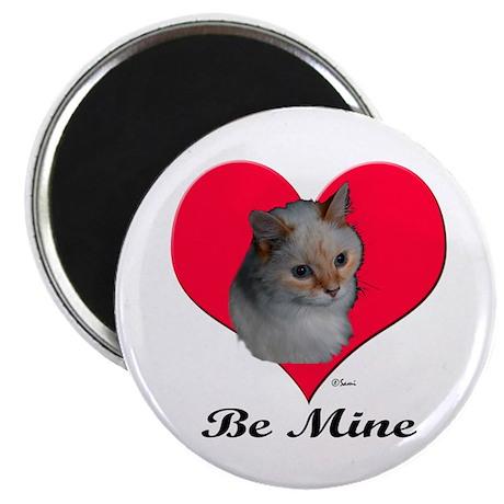 Kekoe the cat's Valentine Magnet