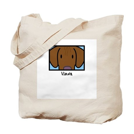 Anime Vizsla Tote Bag
