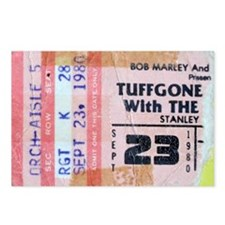 TUFFGONE Postcards (Package of 8)