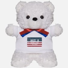 Made in Stewarts Point, California Teddy Bear