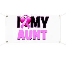 I Love My Aunt Banner