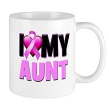 I Love My Aunt Mugs