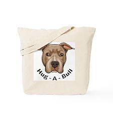 Hug-A-Bull 1 Tote Bag