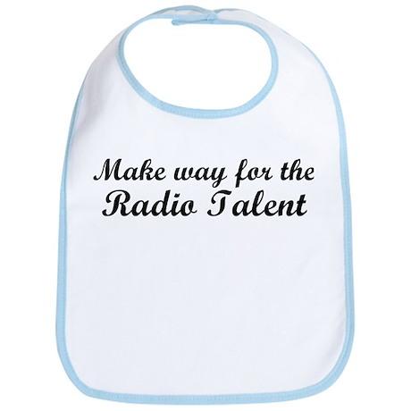 Radio Talent Bib
