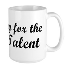 Radio Talent Mug