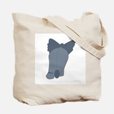 Elephant Back & Front - Tote Bag