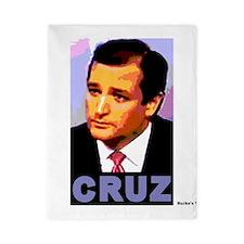 Ted Cruz, Cruz, natural colors Twin Duvet