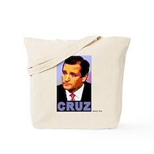 Ted Cruz, Cruz, natural colors Tote Bag