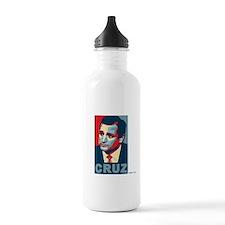 Ted Cruz, Cruz, old colors Water Bottle