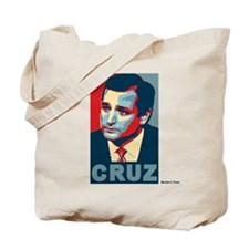 Ted Cruz, Cruz, old colors Tote Bag