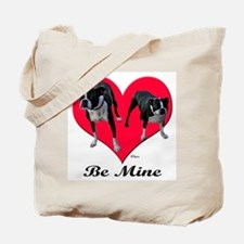 A Boston Valentine Tote Bag