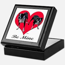 A Boston Valentine Keepsake Box