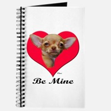 A Baby Chihuahua Valentine Journal
