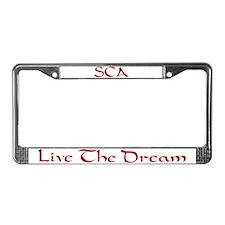 Apprentice License Plate Frame