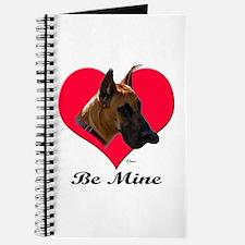 It's A Great Dane Valentine! Journal