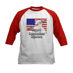 Conscientious Objector (2-Sided) Tee