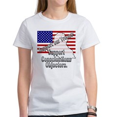 Support Conscientious Objectors! Tee