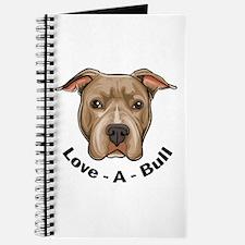 Love-A-Bull 1 Journal