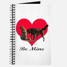 A Golden Valentine Journal