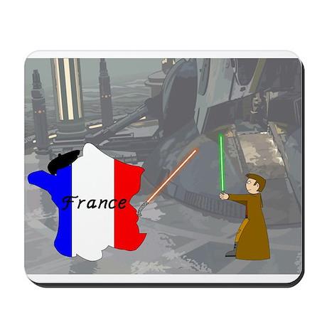 Jedi Duel Mousepad