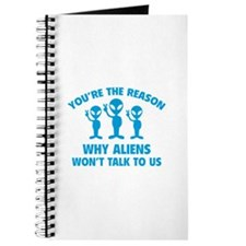 Why Aliens Won't Talk To Us Journal