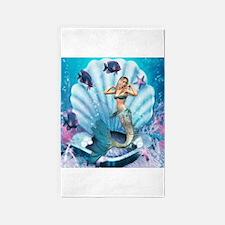 Best Seller Merrow Mermaid 3'x5' Area Rug