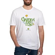 Garden Fest Fitted T-Shirt