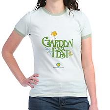 Garden Fest Jr. Ringer T-Shirt