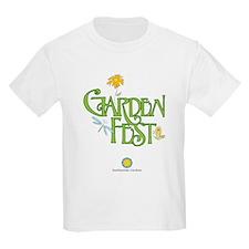 Garden Fest Kids Light T-Shirt
