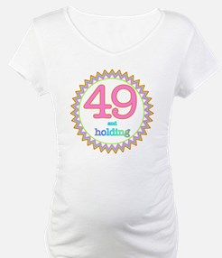 Number 49 and Holding Sherbert Z Shirt