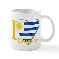 I love Uruguay Mug