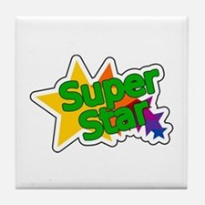 Super Star Tile Coaster