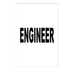 Engineer Postcards (Package of 8)