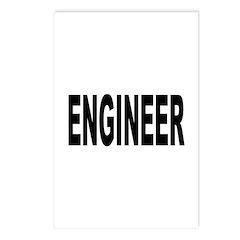 Engineer Postcards (Package of 8)