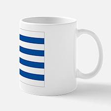 Uruguay's flag Mug