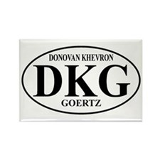 DKG Rectangle Magnet