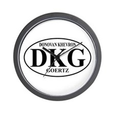 DKG Wall Clock