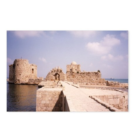 Sidon Postcards (Package of 8)
