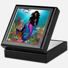 Best Seller Merrow Mermaid Keepsake Box