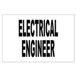 Electrical Engineer Large Poster