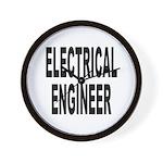 Electrical Engineer Wall Clock