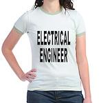 Electrical Engineer Jr. Ringer T-Shirt