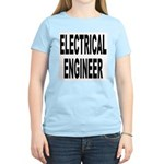 Electrical Engineer (Front) Women's Pink T-Shirt