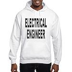 Electrical Engineer (Front) Hooded Sweatshirt
