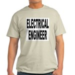 Electrical Engineer Ash Grey T-Shirt