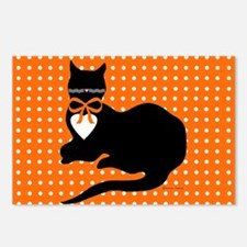 Miss Molly Halloween/Samhain Postcards (Package of