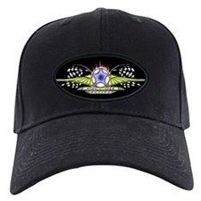 BlueStar Racing patch on a Baseball Hat